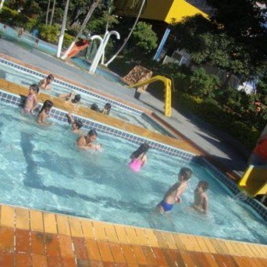 Foto de Encerramento Colônia 2012