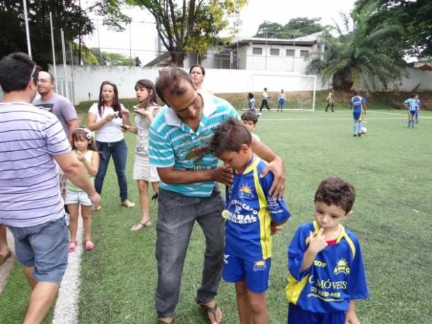 Comemoração Dia das Crianças - 2012