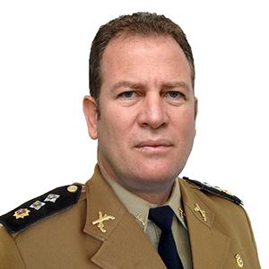 MAJ PM - Júnio Alves Araújo