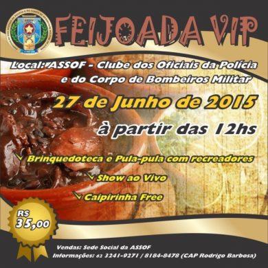 Foto de FEIJOADA VIP ASSOCIAÇÃO DOS OFICIAIS DIA 27 DE JUNHO DE 2015