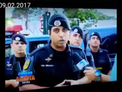 Foto de ASSOCIADO DA ASSOF, TENENTE BRAVO DÁ AULA DE COMO DEFENDER A INSTITUIÇÃO.