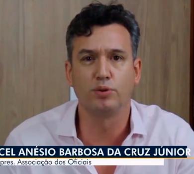 Foto de Nome de Alexandre Lourenço para a Secretaria de Segurança Pública de Goiás não repercutiu bem entre entidades militares.